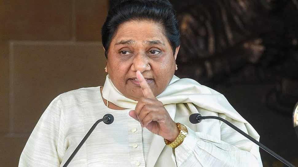 मायावती के पूर्व सहयोगी का दावा, '23 मई के बाद BJP में शामिल हो जाएंगी बहनजी'