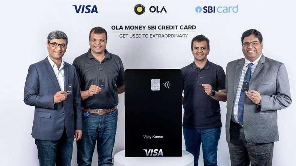 OLA ने SBI के साथ मिलकर लॉन्च किया नया क्रेडिट कार्ड, जमकर मिलेगा कैशबैक
