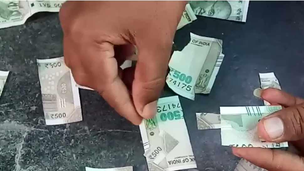 बढ़ती गर्मी में यहां मोड़ने पर टूट रहे ₹ 500 के नोट, आपका ध्यान रखना जरूरी