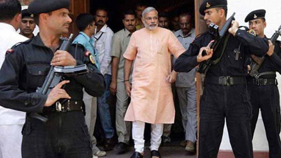 एसपीजी ने प.बंगाल में PM मोदी की सुरक्षा पर उठाए सवाल, DGP को लिखा पत्र