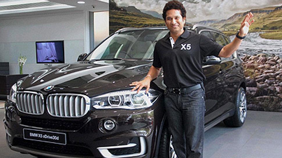 सचिन तेंदुलकर ने लॉन्च किया BMW X5 2019, जानें कीमत और शानदार फीचर्स
