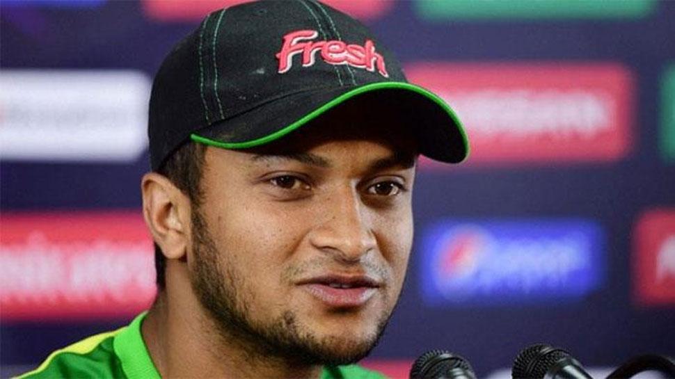 विश्व कप से पहले बांग्लादेश को लग सकता है बड़ा झटका, यह स्टार ऑलराउंडर है चोटिल