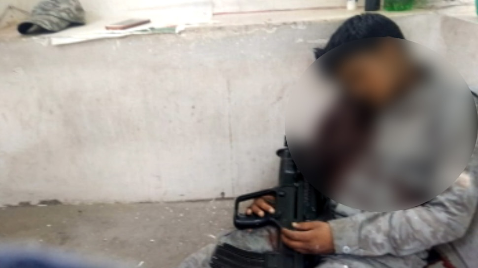 राबड़ी देवी के आवास की सुरक्षा में तैनात जवान ने की खुदकुशी, पत्नी से हुई थी अनबन
