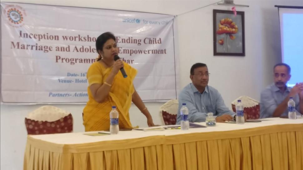 बाल विवाह की सूचना देने के लिए बनाया जा रहा है मोबाइल ऐप : डॉ एन विजयलक्ष्मी