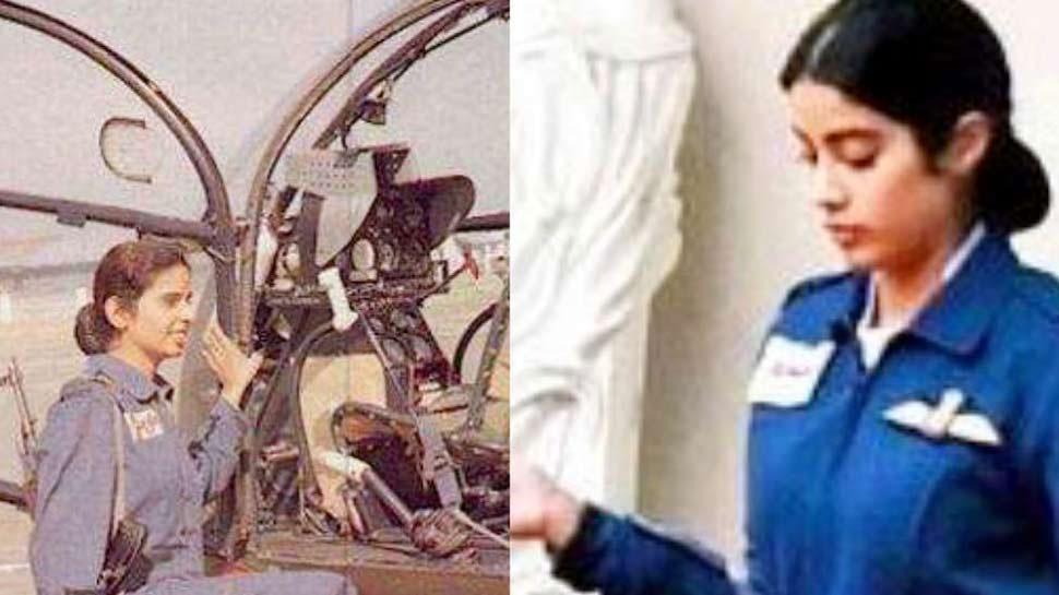 जाह्नवी कपूर की फिल्म की शूटिंग हुई कैंसल, 'गुंजन सक्सेना बायोपिक' पर आया यह संकट!