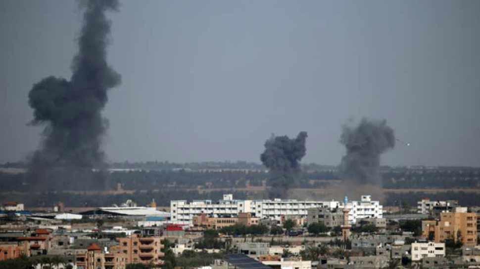 इजरायल की तरफ से हो रहा था हमला, सीरियाई वायु रक्षा प्रणाली ने रोका