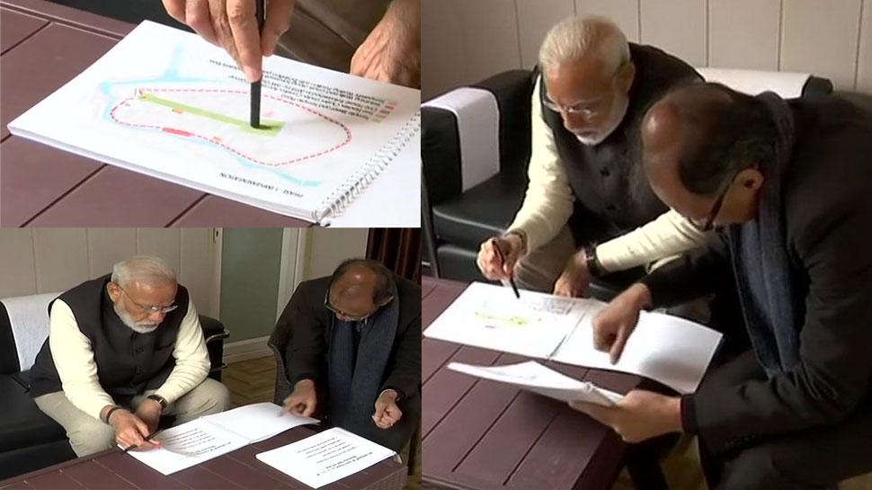 चीफ सेक्रेटरी ने खुद आकर PM को बताया, किस तेजी से हो रहा है केदारघाटी का पुनर्निर्माण कार्य