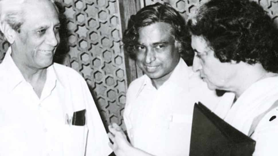 APJ Abdul Kalam was also included in the mission