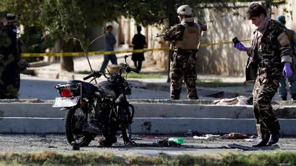 पश्चिमी अफगानिस्तान में बम विस्फोट, एक बच्चे सहित दो की मौत