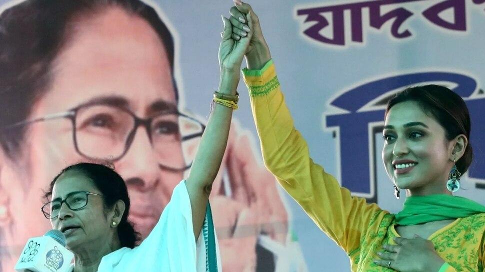 जाधवपुर: ममता ने सोमनाथ को दी थी शिकस्त, क्या मिमी चक्रवर्ती रखेंगी दीदी की लाज?