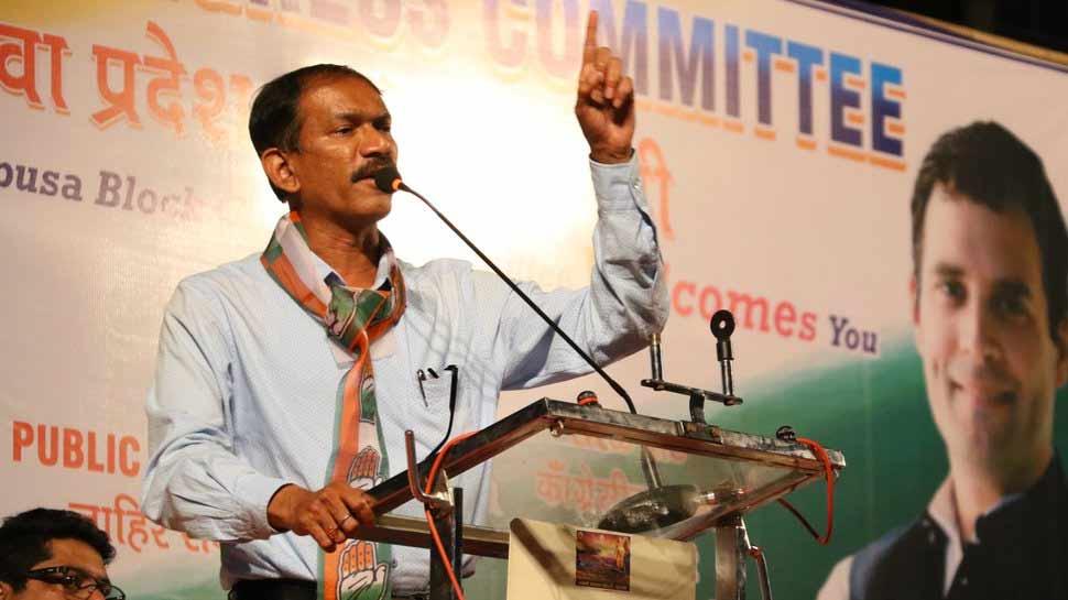 पणजी उपचुनाव: कांग्रेस की प्रेस कॉन्फ्रेंस पर भाजपा ने की चुनाव आयोग से शिकायत