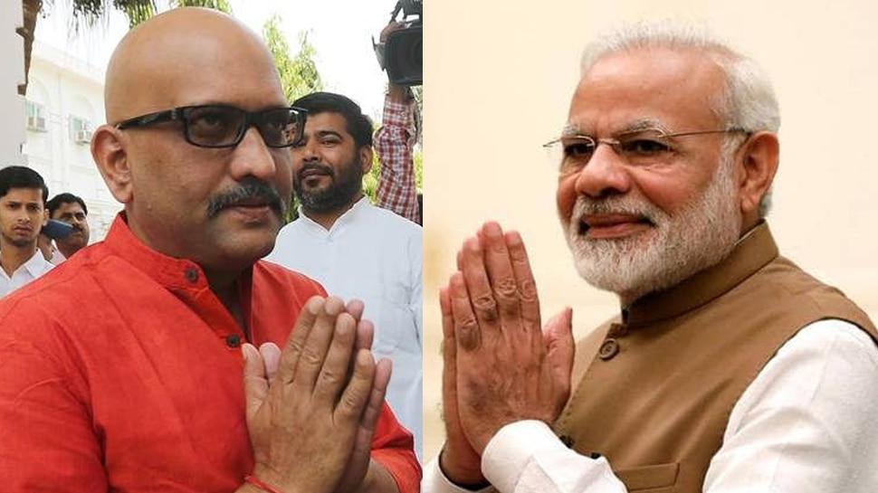 कांग्रेस ने जिसे PM मोदी से लड़ने को भेजा, वह करने लगे वाजपेयी की तारीफ