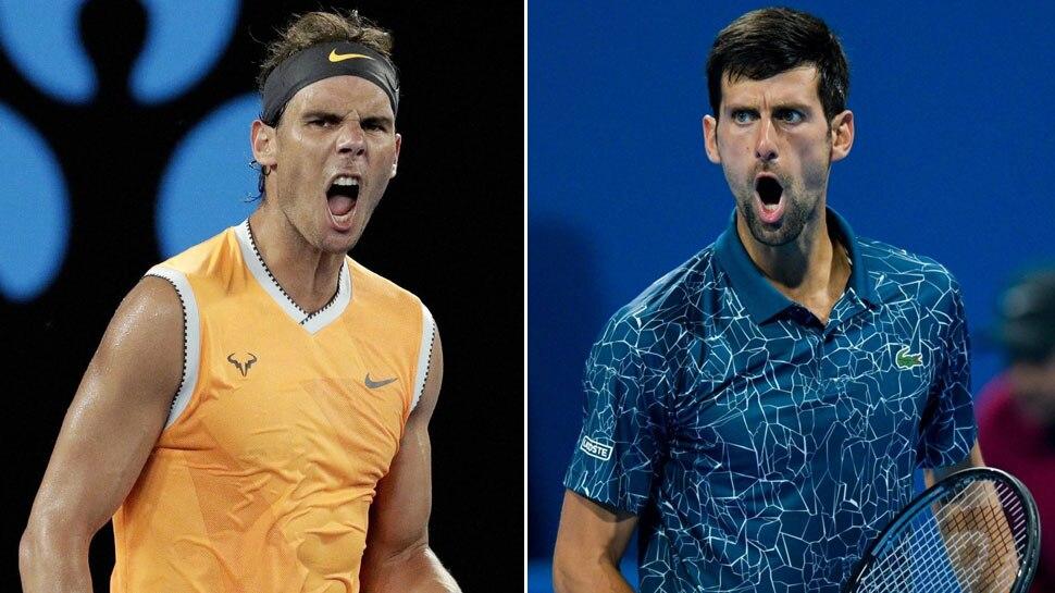 Italian Open: टेनिस फैंस में छाई खुशी, जोकोविच-नडाल के बीच होगा फाइनल, जानिए कौन है आगे