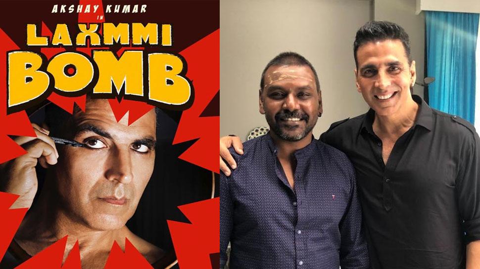 OH NO! अक्षय कुमार की 'लक्ष्मी बम' पर संकट, डायरेक्टर ने बीच में ही छोड़ दी फिल्म!