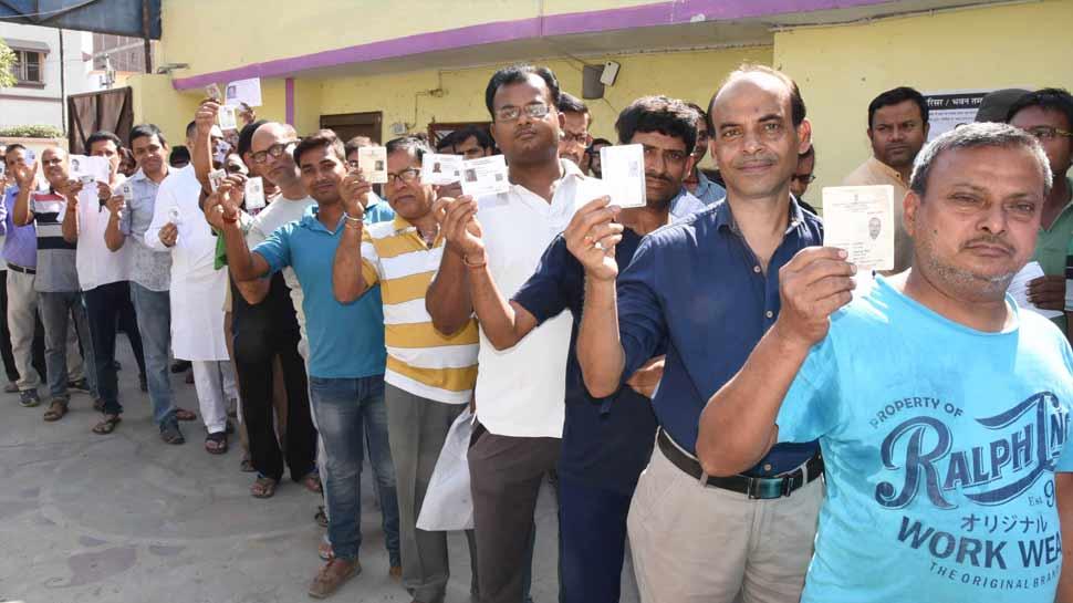 UP : सातवें चरण का मतदान समाप्त, वाराणसी में शाम 7 बजे तक 57 % हुई वोटिंग