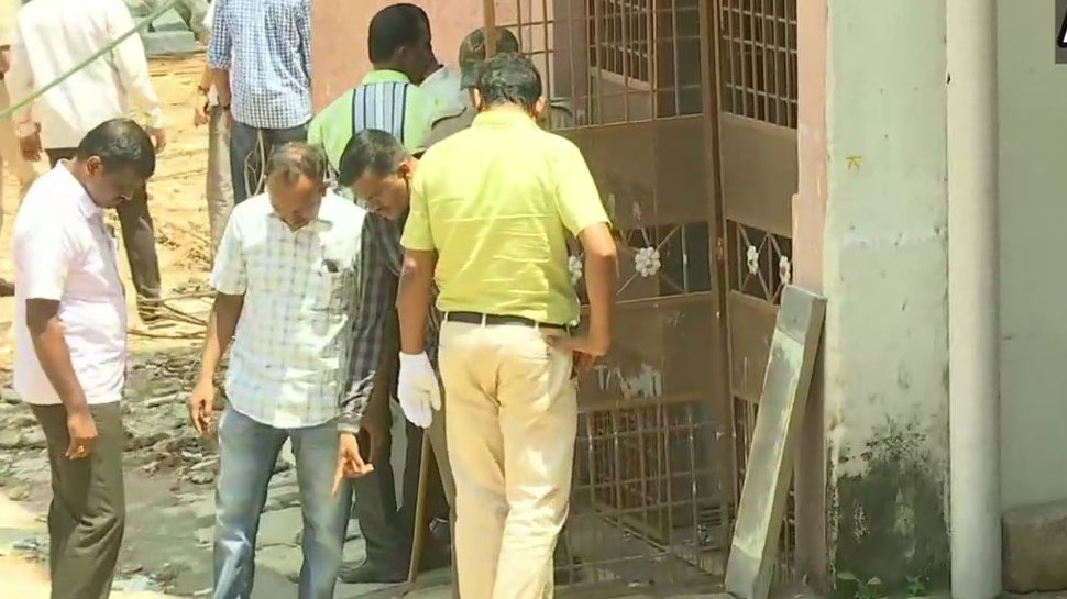 बेंगलुरु में कांग्रेस विधायक के घर के पास धमाका, एक शख्स की मौत, पुलिस को मिला बैग