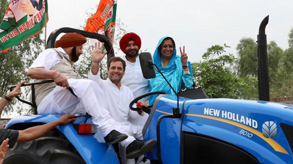 Punjab Lok Sabha Election Exit Poll 2019 : इस चैनल ने कहा, पंजाब में कांग्रेस को फायदा होगा