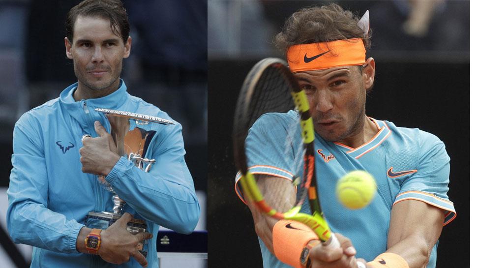 Italian Open: नडाल ने साबित की अपनी बादशाहत, नंबर वन जोकोविच को फाइनल में हराया