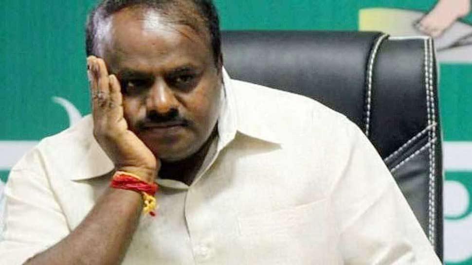CM कुमारस्वामी ने मीडिया से पूछा- क्या हम आपको कार्टून जैसे लगते हैं?
