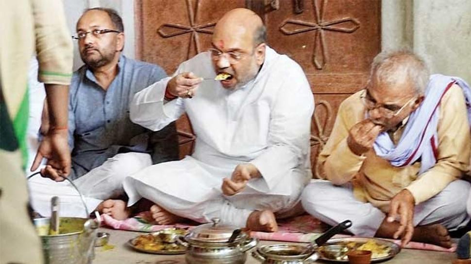 एक्जिट पोल के आंकड़ों से BJP गदगद, अमित शाह ने NDA नेताओं को डिनर पर बुलाया