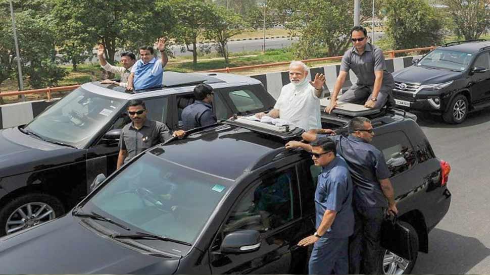नेताजी चुनाव प्रचार के लिए जहां चाहे वहां गए, ऐसे की गई थी चाक-चौबंद सुरक्षा