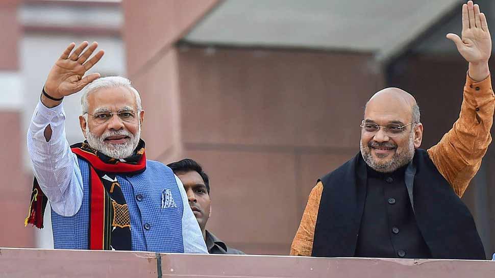 एग्जिट पोल को विपक्ष ने नकारा, बीजेपी बोली- नतीजों में NDA को मिलेगी ऐसी ही जीत