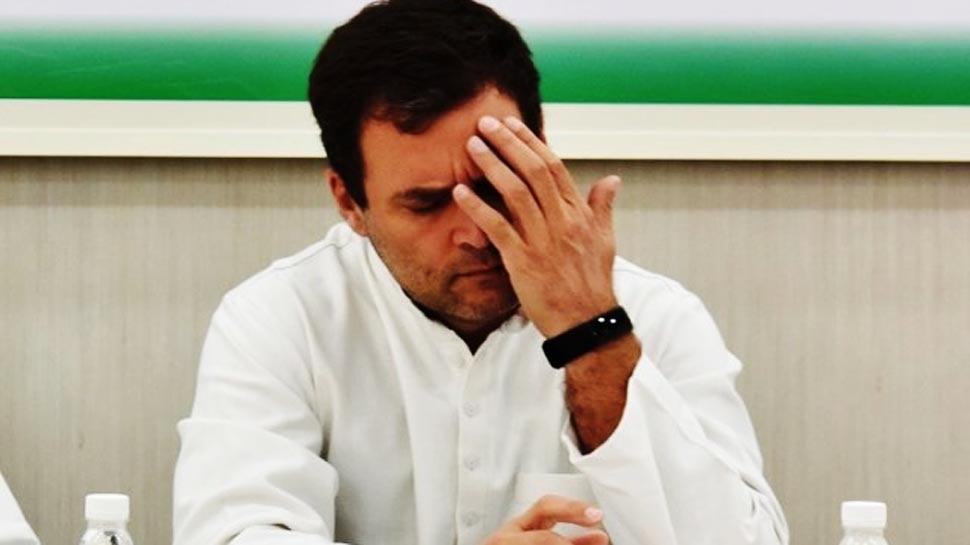 Exit Poll 2019 के संकेत: राहुल गांधी के दांव  हुए फेल, राफेल से लेकर 'न्याय' का नारा भी फुस्स