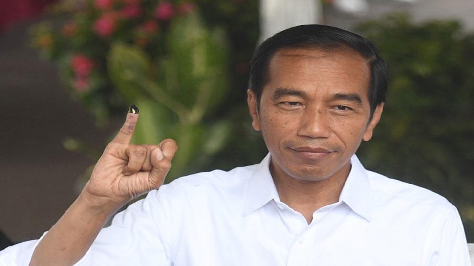 दूसरी बार इंडोनेशिया के राष्ट्रपति बने जोको विडोडो, विपक्षी दलों को बड़े अंतर से हराया