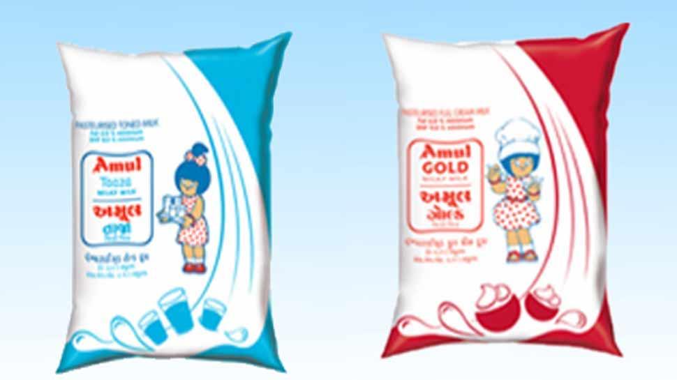 Amul Milk Price Hike : आज से महंगा हो गया Amul का दूध, एक लीटर पर इतने रुपये का इजाफा