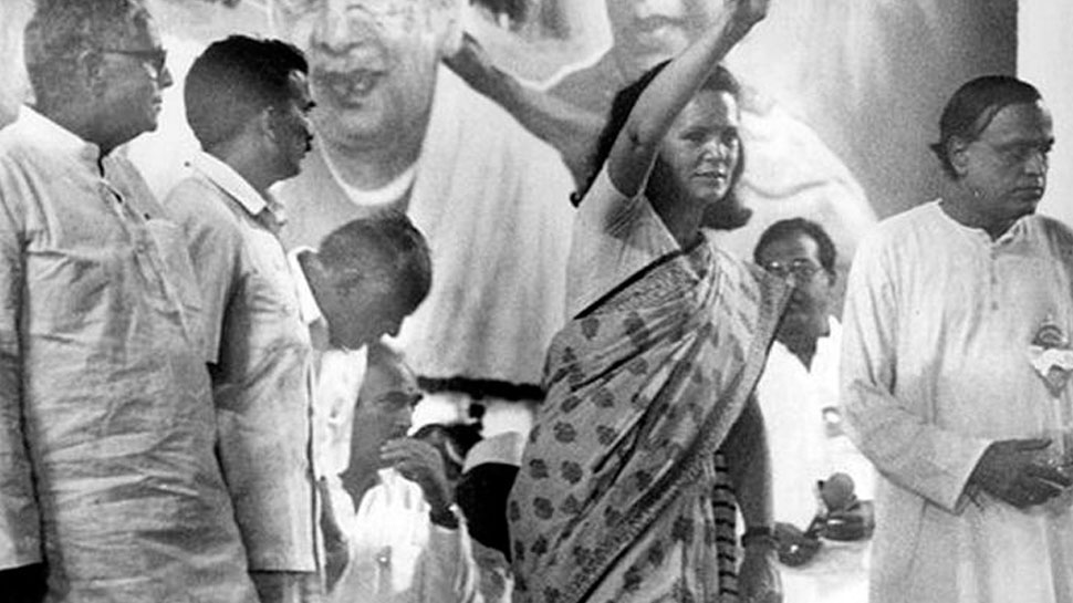 Sonia was not ready to be president of the party