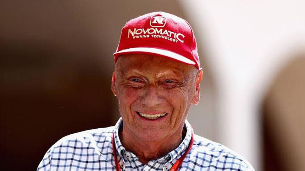 ऑस्ट्रिया के दिग्गज फॉर्मूला वन रेसर निकी लोदा का 70 की उम्र में निधन