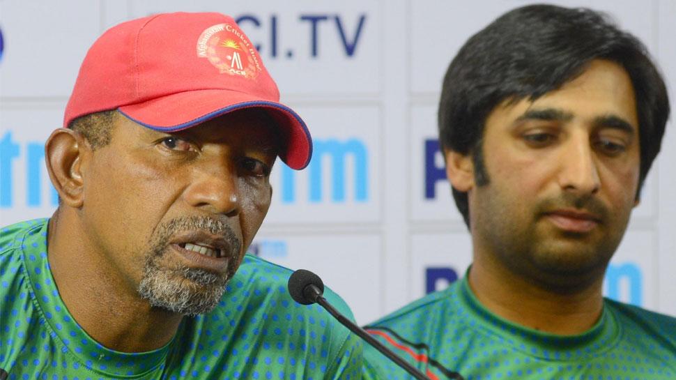 World Cup 2019: कोच के बयान से मचा बवाल, सब कुछ ठीक नहीं है अफगानिस्तान खेमे में