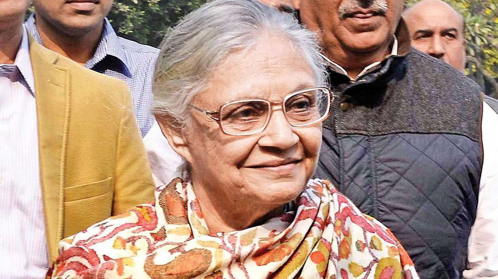 शीला दीक्षित: पहले CM, फिर बनीं राज्यपाल और अब लड़ रहीं हैं लोकसभा चुनाव