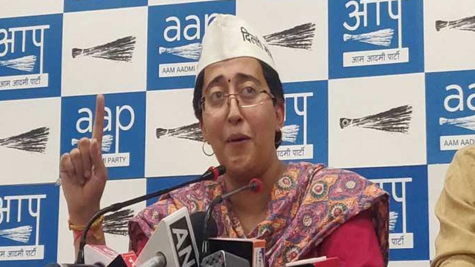 'आप' की नेता आतिशी बनीं बीजेपी-कांग्रेस के उम्मीदवारों के लिए बड़ी चुनौती