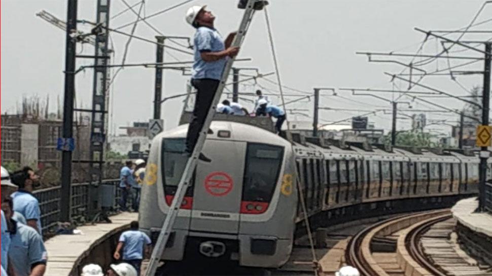 दिल्ली के परिवहन मंत्री ने कहा, 'मेट्रो से लोगों को निकालने में लगा ज्यादा समय'