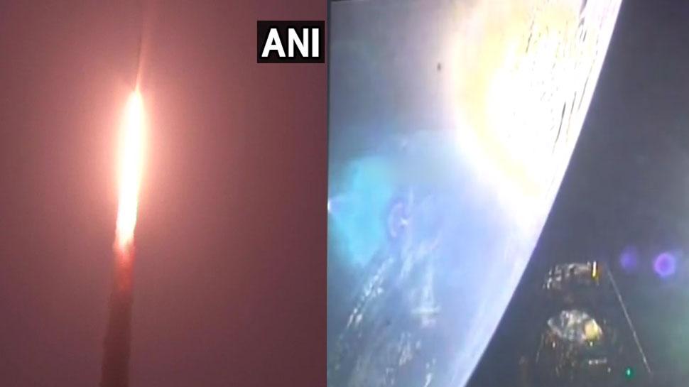 भारत की बड़ी कामयाबी, RISAT-2B सैटेलाइट अंतरिक्ष में स्थापित, तीसरी आंख का करेगा काम