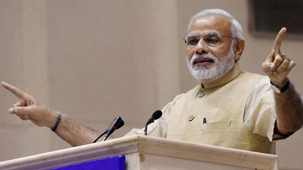 NDA-2: PM मोदी ने अधिकारियों के साथ की बैठक, 100 दिन का एजेंडा तैयार करने को कहा