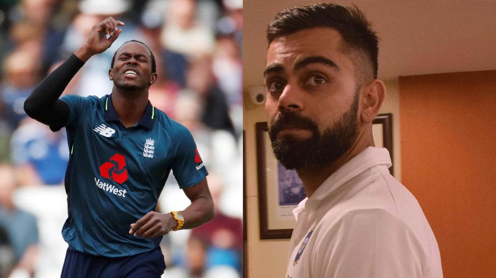 केवल 3 ODI खेले आर्चर इंग्लैंड विश्व कप टीम में शामिल, 'विराट' विकेट लेने की है चाहत