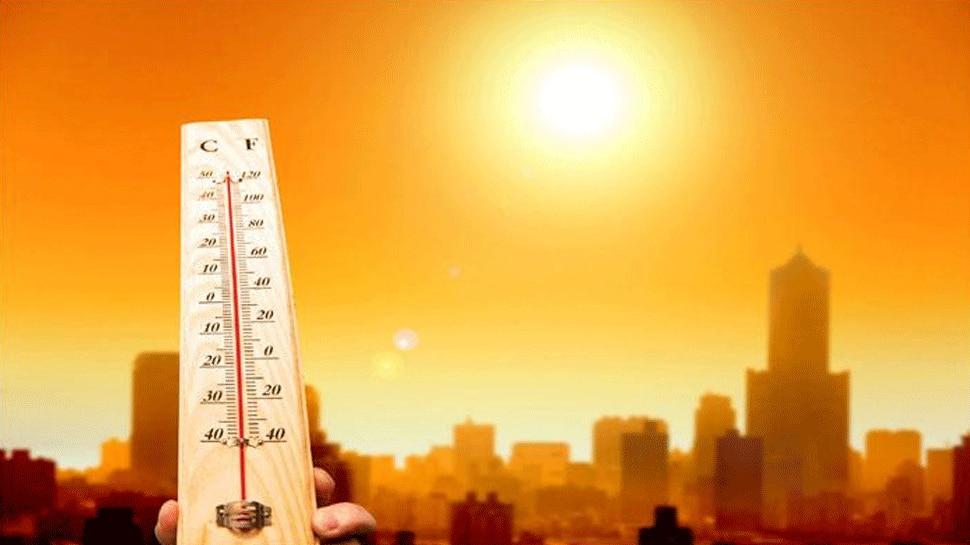 मध्य प्रदेश में हवाओं में नमी कम होने से फिर बढ़ी गर्मी, खरगोन में पारा 46 डिग्री