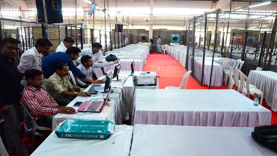 लोकसभा चुनाव 2019: डाक मतपत्र और ईवीएम की गणना एक साथ होगी