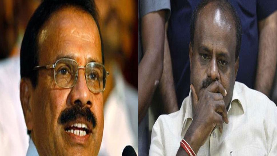 कर्नाटक: केंद्रीय मंत्री सदानंद गौड़ा बोले, 'शुक्रवार सुबह तक मुख्यमंत्री रहेंगे कुमारस्वामी'