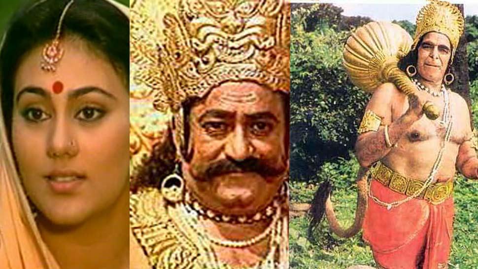BJP के टिकट पर 'सीता' और 'रावण' के साथ 'हनुमान' पहुंचे थे संसद, जानें अब कहां हैं ये एक्टर्स...
