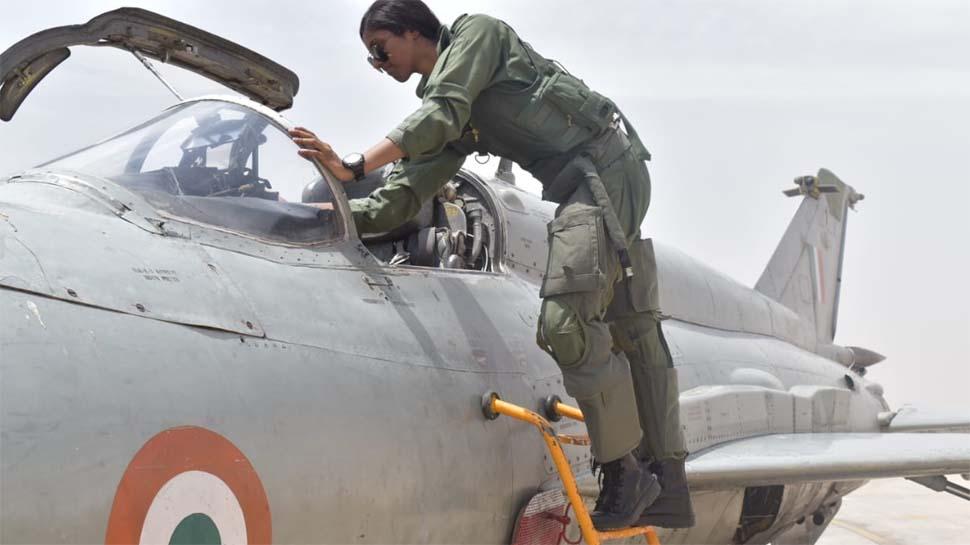 भावना कांत ने रचा इतिहास, भारतीय वायुसेना की पहली महिला ऑपरेशनल फाइटर पाइलट बनीं