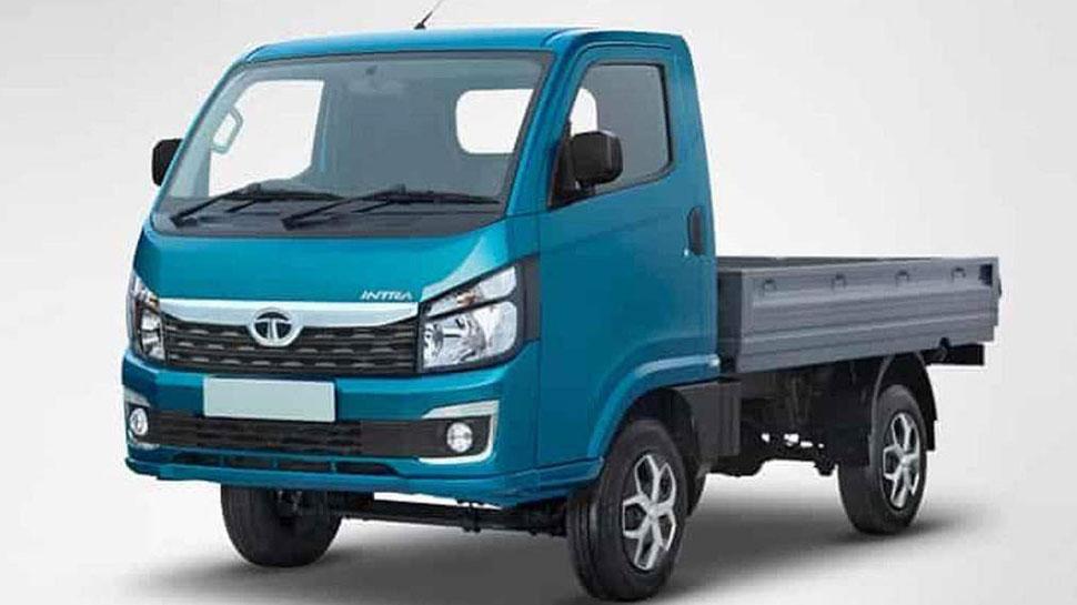 TATA Motors ने लॉन्च किया कॉम्पैक्ट ट्रक 'Intra', 5.35 लाख शोरूम कीमत