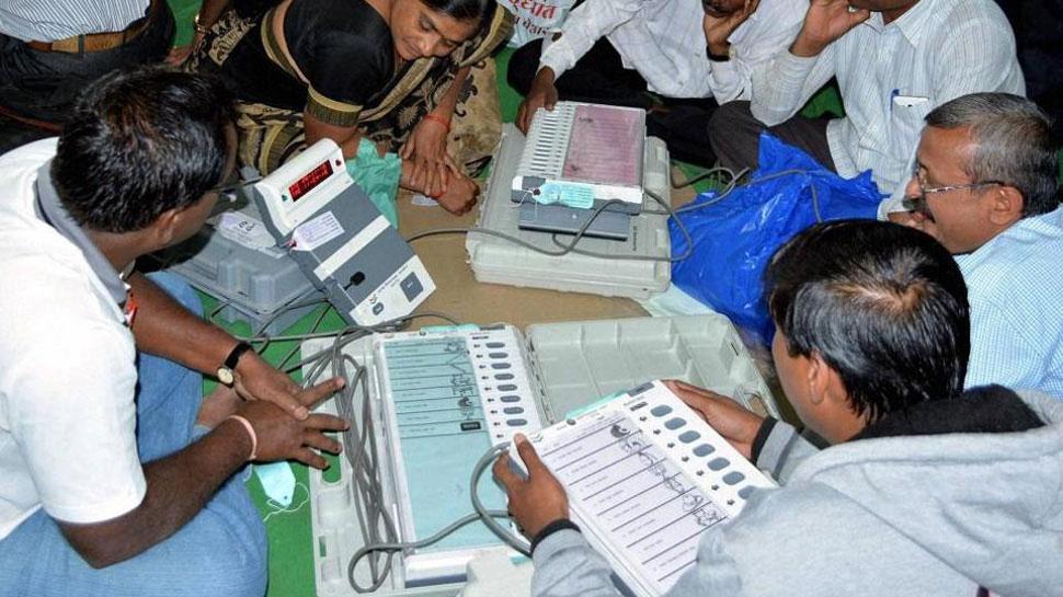 छत्तीसगढ़ लोकसभा चुनाव परिणाम : BJP को 9 और कांग्रेस को 2 सीटों पर मिली जीत