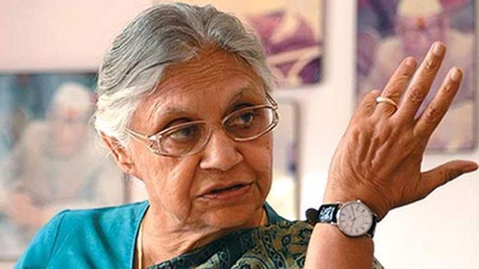 Delhi Lok Sabha Result: दिल्ली की सातों लोकसभा सीटों पर BJP आगे, हार की कगार पर शीला दीक्षित