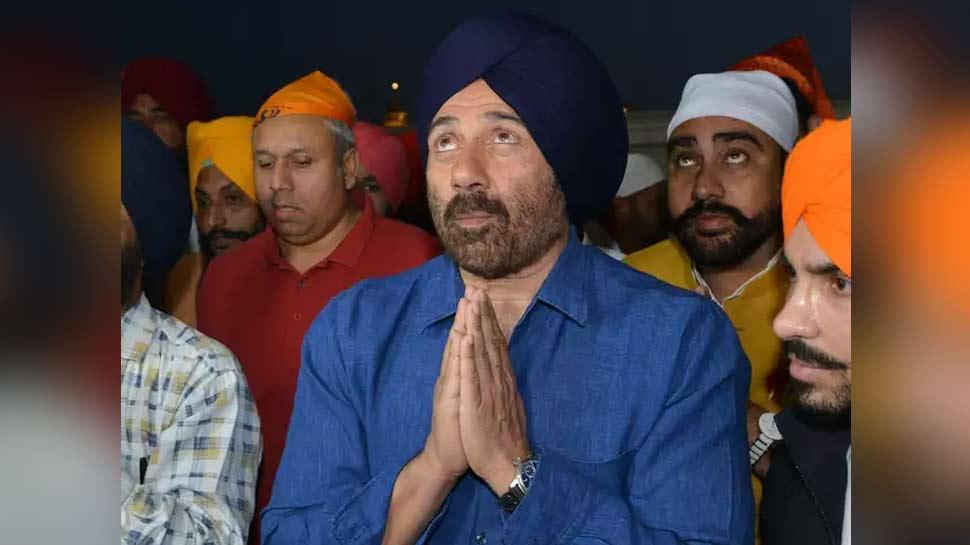BJP प्रत्याशी सन्नी देओल गुरदासपुर से आगे, अभिनेता ने रुझानों पर जताई खुशी