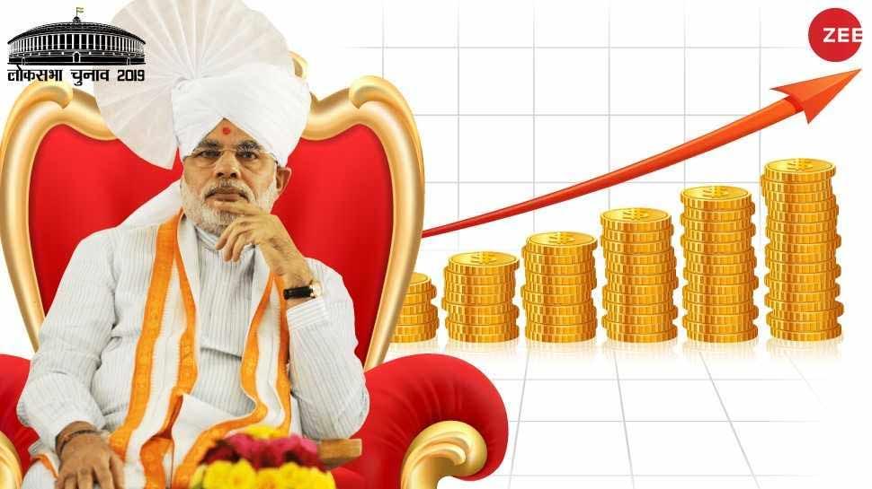PM मोदी की वापसी से निवेशक मालामाल, 15 मिनट में कमाए 3 लाख करोड़ रुपये