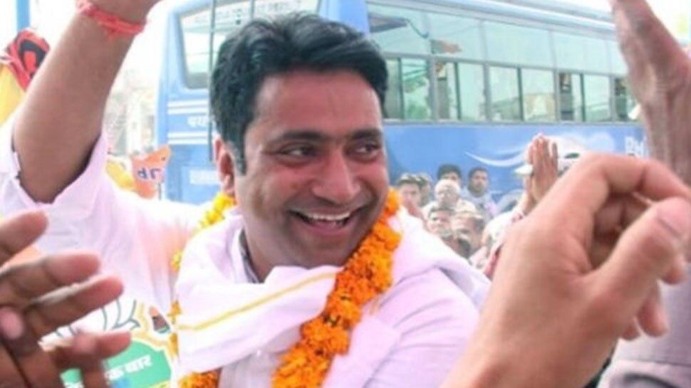 राजस्थान के चूरू लोकसभा सीट पर बीजेपी का कब्जा, राहुल कस्वां जीते