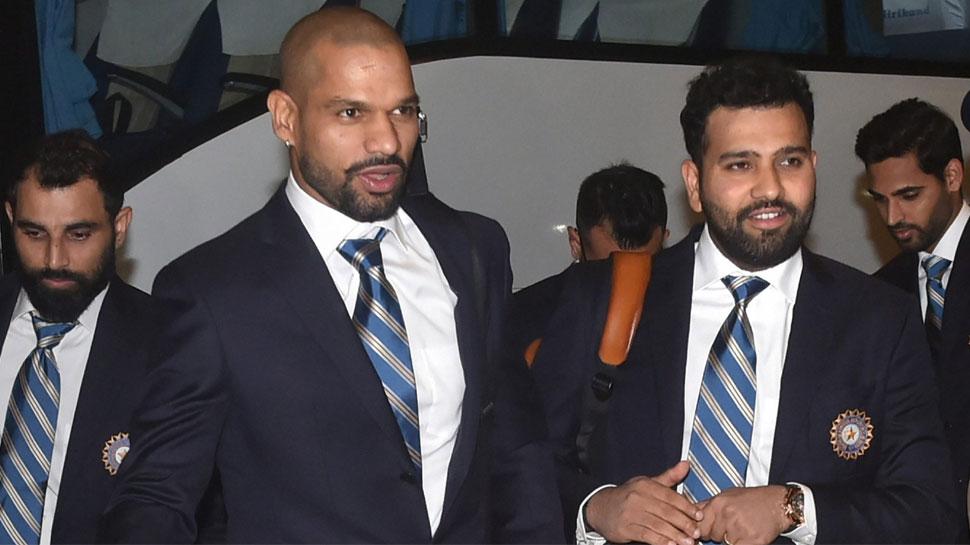 World Cup 2019: टीम इंडिया नजर आई जेन्टलमैन स्टाइल में, प्लेयर्स ने शेयर किए खास मैसेज